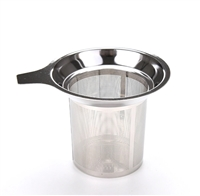 Stainless steel cup insert infuser
