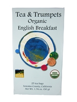 Organic English Breakfast Tea Bags