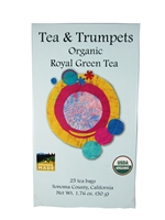Organic Royal Green Tea Bags