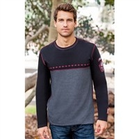 Alp-n-Rock Alpine Panel Mens Top