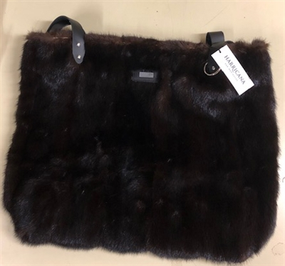 Harricana Fur Weekend Bag