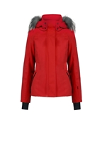 Postcard Velius Fur Womens  Jacket