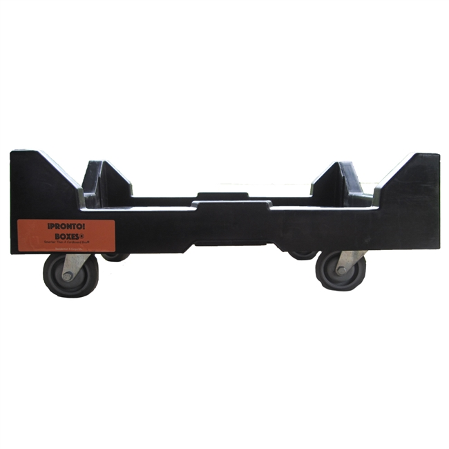 sturdy wheeled moving dolly for large pronto boxes