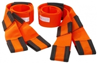 orange arm straps for moving big bulk furniture