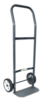 Green wheeled Hand Cart for moving furniture or boxes