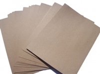 Brown Packing paper for plates and glass objects when moving