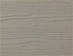 "Nichiha Prefinished Fiber Cement Siding, 8-1/4"" x 12' Lap, Light Gray"