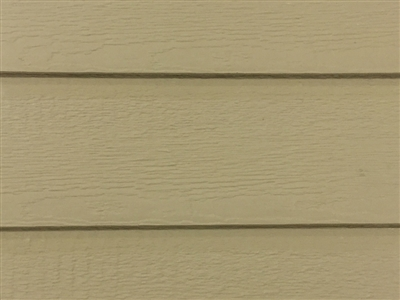 "LP SmartSide 3/8"" x 8"" x 16' Textured Lap Siding - Primed"