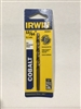 "Irwin 3016013 13/64"" Drill Bit, Cobalt 135 Deg. Split Point"