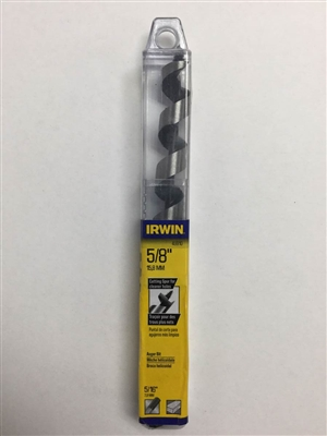 "Irwin 49910 5/8"" Power Drill Auger Bit"