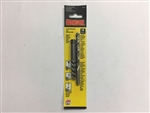 "Irwin I-53705 Hanson EX-5 Spiral Screw Extractor and 19/64"" HSS Drill Bit Combo Pack"