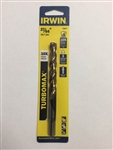 "Irwin 73627 27/64"" Drill Bit, Gold Oxide Jet Point"