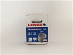 "Lenox 30036 2-1/4"" Bi-Metal Hole Saw, 2L, 3L, 6L, 7L"