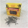 Maze S-229-A Wood Siding Nails, 3 Inch 10d Ring Shank, Galvanized, 5# Box
