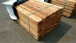 Western Red Cedar Contractor Grade Green Dog Ear Fencing