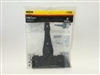 "Stanley Hardware 156490 8"" Black Tee Hinges"