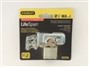 "Stanley Hardware 39-9700 13/16"" by 2-1/2"" Zinc Plated Combination Hasp and Padlock"