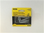 "Stanley Hardware 752780 1-3/4"" Square Bend Screw Hooks 5-ct"
