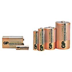 Alkaline Batteries - D
