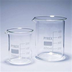 Pyrex Squat Beaker - 400ml