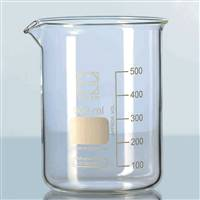 Duran Squat Beaker - 600ml