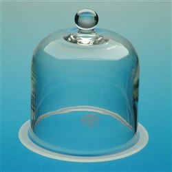 Bell Jar with Knob Top