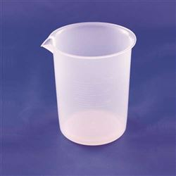 Basic Plastic Beakers - 500ml