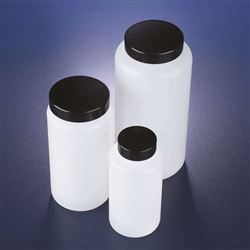 Wide Mouth Polythene Bottle 100ml