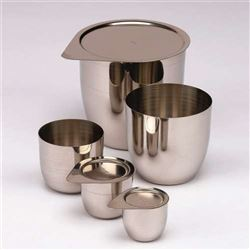 Stainless Steel Crucible 35mm