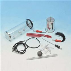 Van de Graaff Accessories Kit