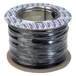 Single Core Wire - 100m Black