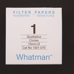 Whatman Grade No.1 Filter Paper - 125mm