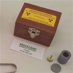 Radioactive Source Cobalt 60