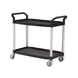 2 Shelf Trolley Large