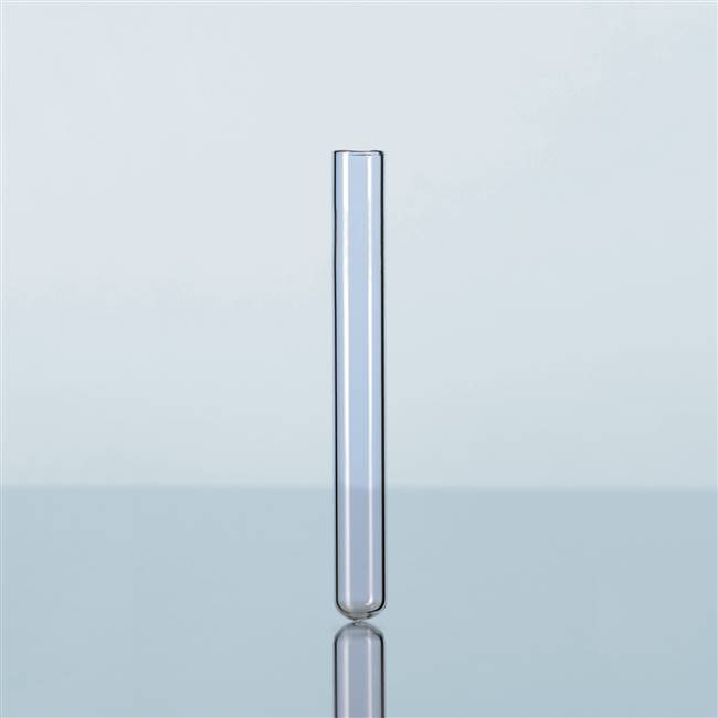 Rimless Kimble Test Tubes - 100 x 16mm