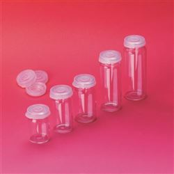 Rolled Rim Vials 21.25 ml