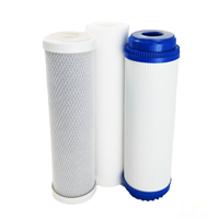 RO Spares: Filter Cartridges + RO Membrane