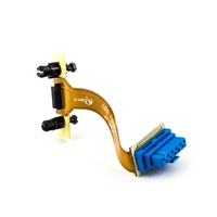GE Tram 451M 851M Masimo SpO2 Connector and Flex Cable 2006123-001