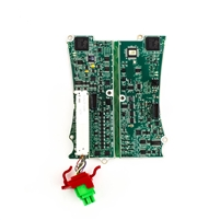 GE PDM ECG Board and Connector 2014162-002