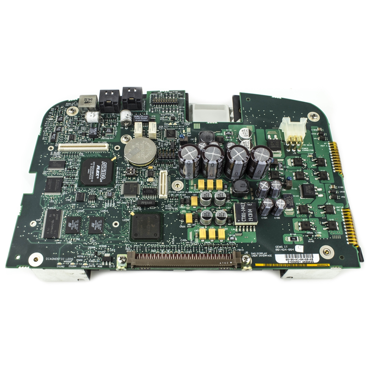 Ge Dash 3000 4000 5000 Patient Monitor Main Cpu Processor Circuit Larger Photo Email A Friend