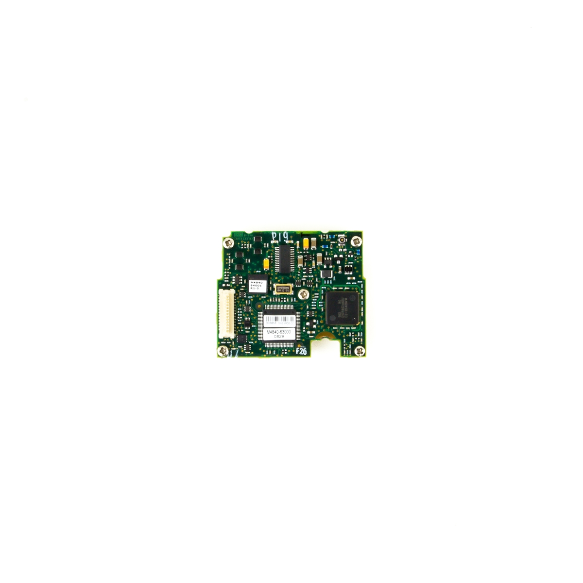 Philips IntelliVue M4841A TRx+ Telemetry Transmitter S01 S02 S03 RF Radio  Module Circuit Board PC Assembly 1 4 GHz