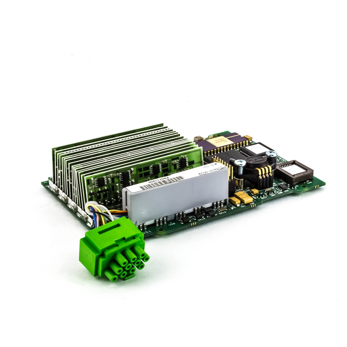 Acquisition Processor Pcb Aquisition Of Electronic Circuit Boards Pcbs And Prototype Board Larger Photo Email A Friend