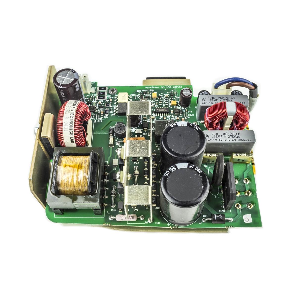 GE Dash 3000 4000 5000 Patient Monitor Power Supply Circuit Board & Ge Dash Schematic Diagram on
