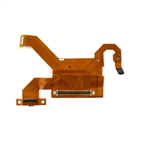 GE Dash 3000 Display Flex Circuit 801410-001