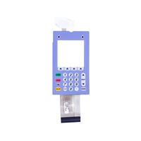Abbott Plum A+ 3 Infusion Pump Center Overlay Keypad