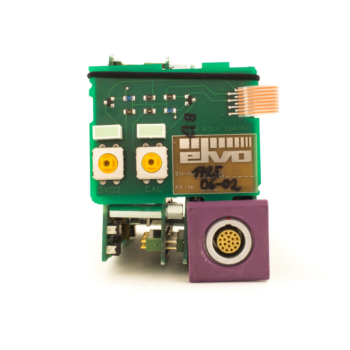M1021a Circuit Board Assembly Larger Photo Email A Friend