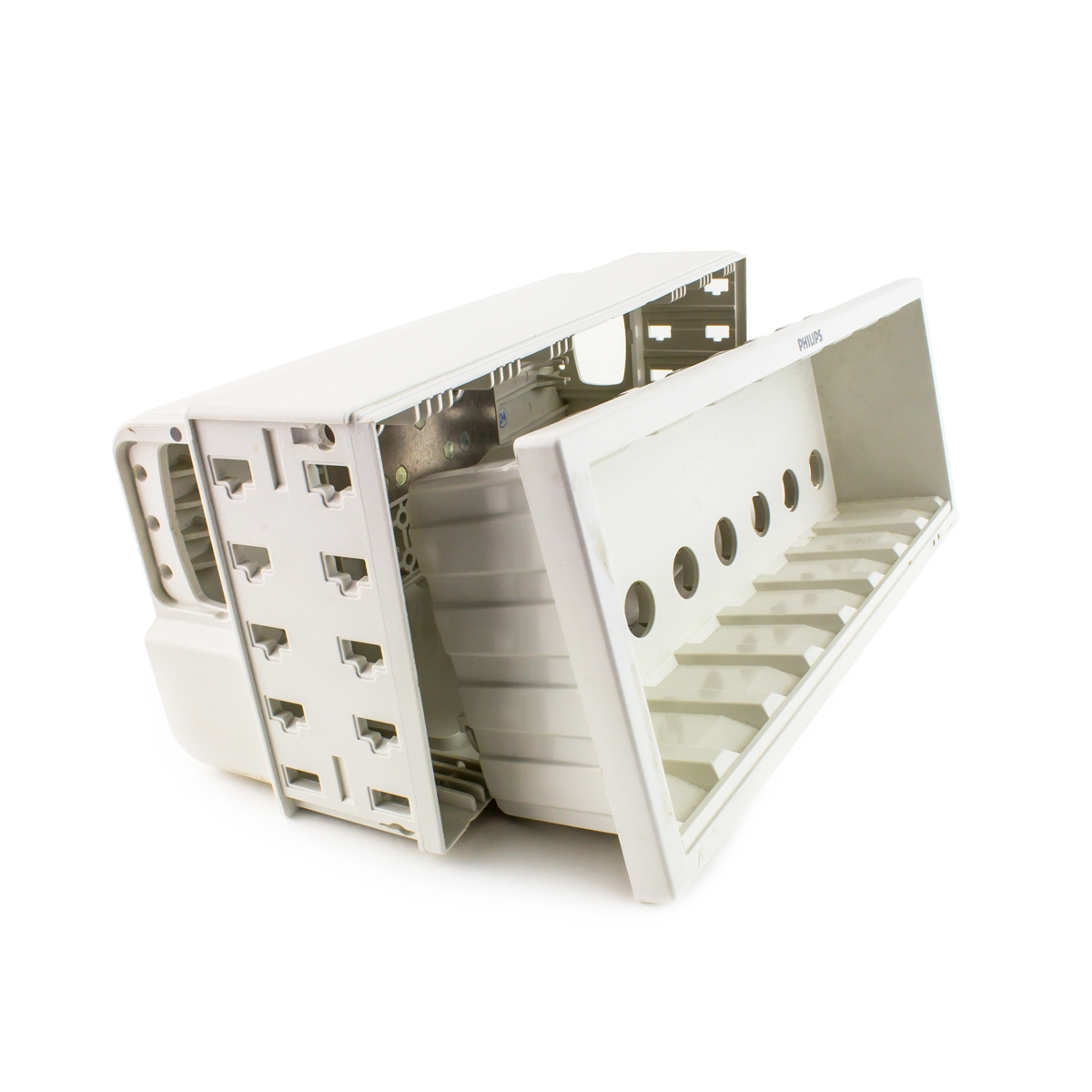 Philips IntelliVue FMS-8 Module Rack Main Housing Case Kit