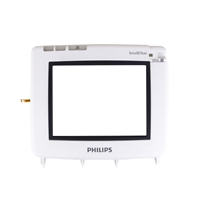Philips MP5 4 Wire Touch Glass and Bezel Assy M8105-60010