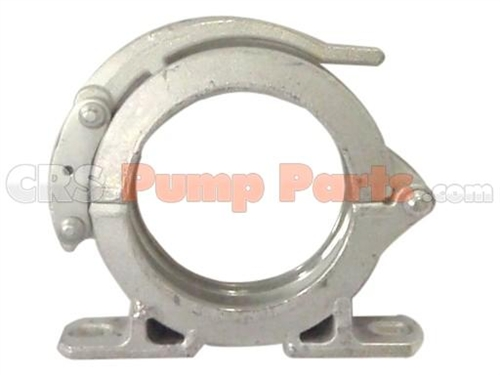 Snap Clamp Coupling Two Bolt Mount