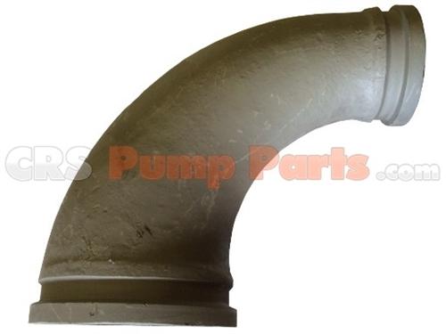 5 Quot Hd Gt 3 Quot Hd X 90 Degree Reducing Elbow Concrete Pump